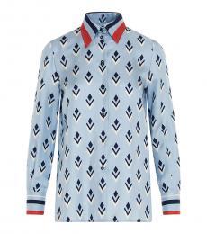 Valentino Garavani Multicolor Printed Shirt