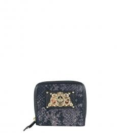 Juicy Couture Navy Wild Things Wallet