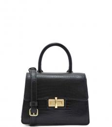DKNY Black Jojo Mini Satchel