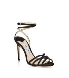 Jimmy Choo Black Mimi Heels