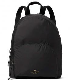Kate Spade Black Arya Large Backpack