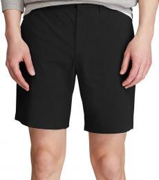 Ralph Lauren Black Traveler Straight Fit Short