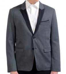 Grey Stretch Sport Coat