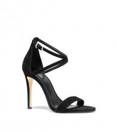Black Antonia Heels