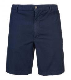 Kenzo Dark Blue Classic Shorts
