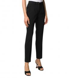 Dolce & Gabbana Black Wool Trousers