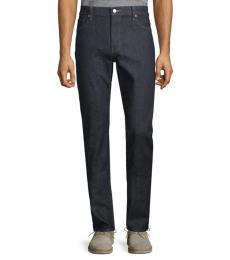Michael Kors Rinse Parker Slim-Fit Jeans