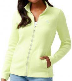 Tommy Bahama Light Green Aruba Full Zip Jacket