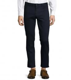 Michael Kors Midnight Parker Slim-Fit Pants