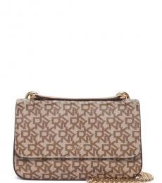 DKNY Chino/Sand Gramercy Medium Shoulder Bag