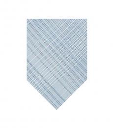 Calvin Klein Blue Ridge Plaid Tie