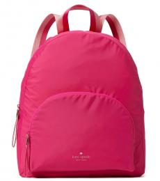 Kate Spade Pink Arya Large Backpack