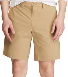 Ralph Lauren Beige Traveler Straight Fit Short