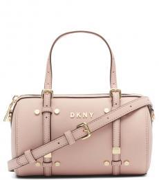 DKNY Pink Bo Mini Duffle Bag