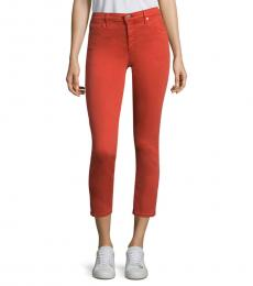 AG Adriano Goldschmied Burnt Prima Skinny Ankle Jeans