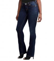 True Religion Indigo Upgrade Bootcut Jeans