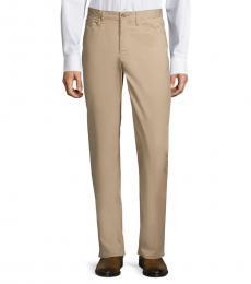 Calvin Klein Classic Khaki Skinny-Fit Pants