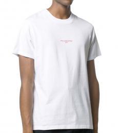 White Stella Jersey T-Shirt