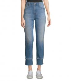 AG Adriano Goldschmied 13 Years Isabelle Straight Jeans
