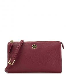 Tory Burch Garnet Brody Medium Crossbody