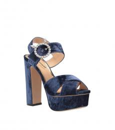 Charlotte Olympia Midnight Bejewelled Pumps