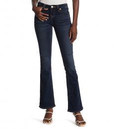 True Religion Dark Blue Becca Bootcut Core Jeans