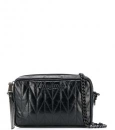Black Camera Small Crossbody