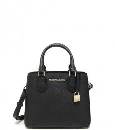 Michael Kors Black Adele Mini Sacthel