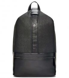 Black Bartley Large Backpack