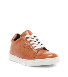 Vince Camuto Little Boys Cognac Grafte Sneakers
