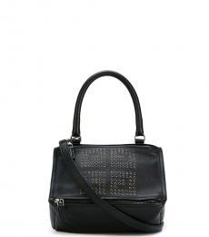 Givenchy Black Pandora Small Satchel