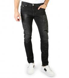 Diesel Black Slim Fit Jeans