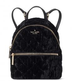 Kate Spade Black Natalia Small Backpack