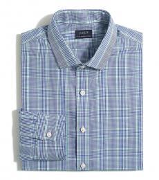Blue Thompson Slim Flex Shirt