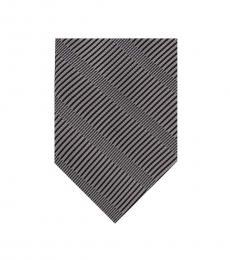 DKNY Grey Sky Line Tie