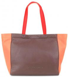 Marc by Marc Jacobs Grey Colorblock Large Tote