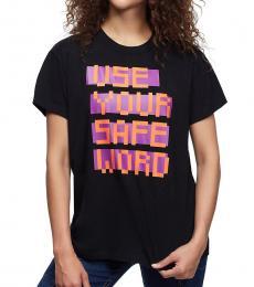 Black Safe Word T-Shirt