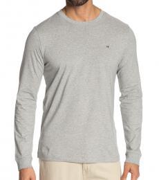 Light Grey Diego Long Sleeve T-Shirt