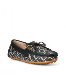 Black Briley Loafers