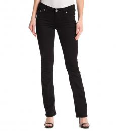 True Religion Black Becca Bootcut Core Jeans