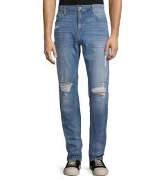 Conquistador Ryley Destroyed Skinny Jeans