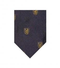 Purple Modish Tie