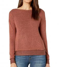Billabong Brown Regular Fit Pullover