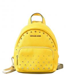 Michael Kors Citrus Erin Studded Convertible Small Backpack