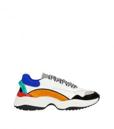 Dsquared2 Multicolor Sporty Sneakers