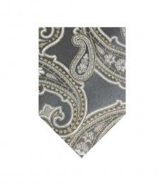 Gray Voguish Ritzy Tie