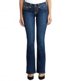 Dark Indigo Becca Bootcut Jeans