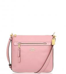 Coach Petal Pink Mae Large Crossbody