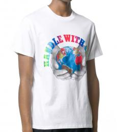 White Handle With Care T-Shirt