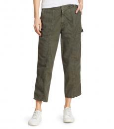 AG Adriano Goldschmied Sulfur Ash Work-Wear Trousers